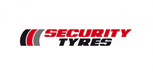 European Tyre Distributor Logo Security Tyres