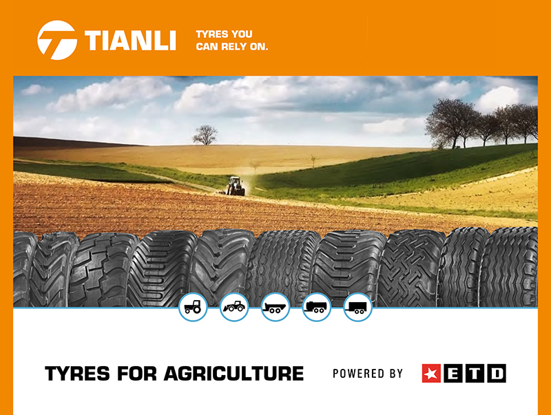 Tianli: Tyres you can rely on