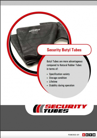 Security Butyl Tubes